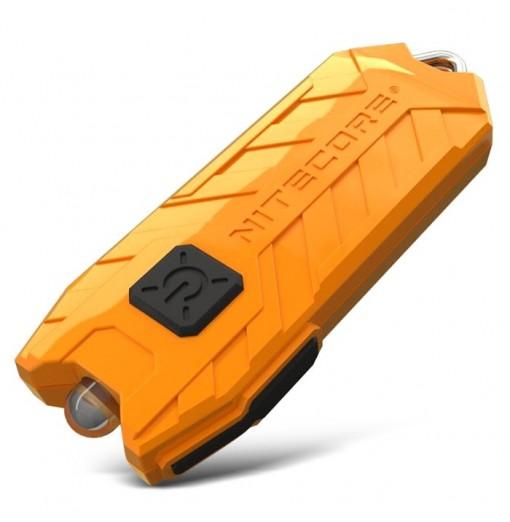 Nitecore TUBE USB Mini Flashlight Keychain Portable 2 Modes 45LM