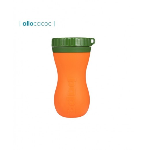 Allocacoc Squeezable Water Bottle