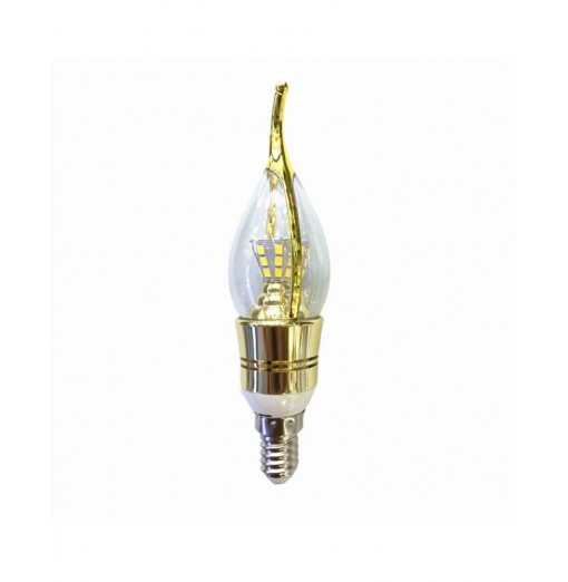 OMTO E14 LED Candle Light Bulb Energy Saving Lamp 220V 7W