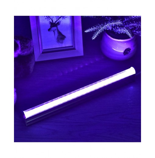 9W LED UV Lamp Tube for Haunted House Party Fluorescent Detection
