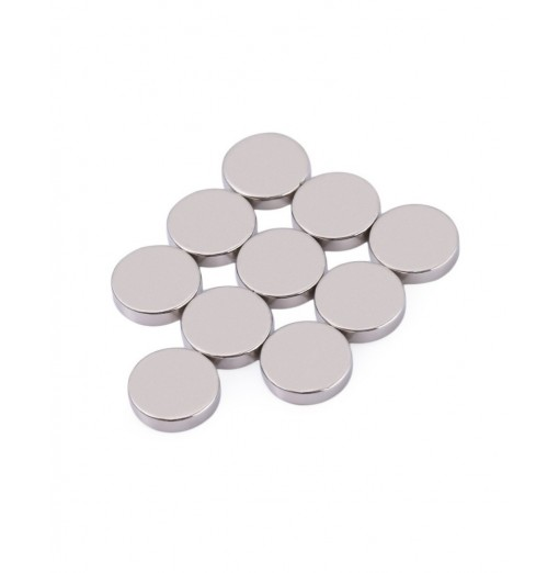 10pcs 12 x 3mm N35 Strong Rare Earth Magnetic Disk Neodymium Magnet