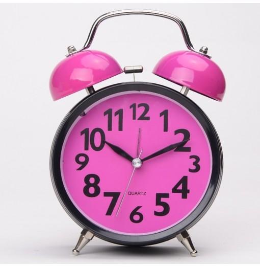 May Time Bedroom Night Light Green Alarm Clock
