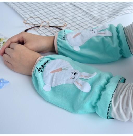 Autumn Winter Long sleeves Plush antifouling Housewooversleeve