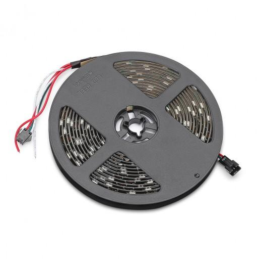 4.94m 150 LEDs RGB Dimmable Epoxy Dripping LED Strip Light