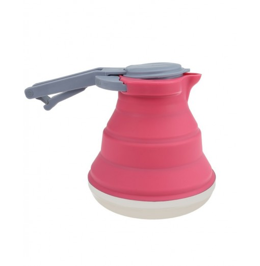 Bakers Able 1.5L Portable Outdoor Folding Silicone Kettle