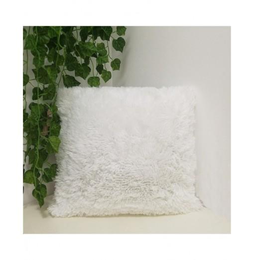 Modern Minimalist Style Plush Pillowcase