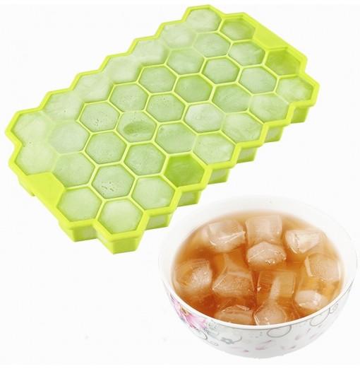 Eco-Friendly Cavity Silicone Ice Cube Tray