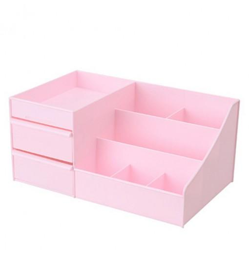 Desktop Cosmetics Storage Box Large Jewelry Storage Box
