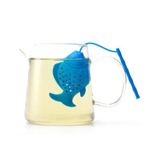Creative Fishing Silicone Tea Filter