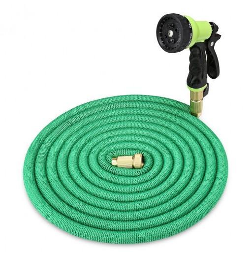European Standard Garden Telescopic Water Pipe Gardening High Pressure Rubber Hose