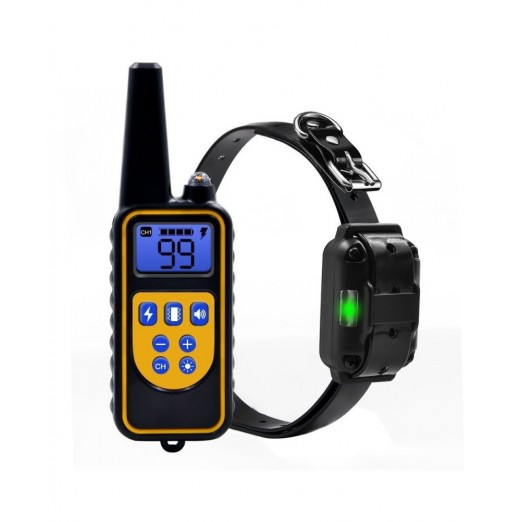 New Dog Training Collar Rechargeable Electric With Remote Controller