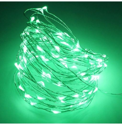 10M USB Strip Light Fairy Lights Garlands Christmas Holiday Wedding Party