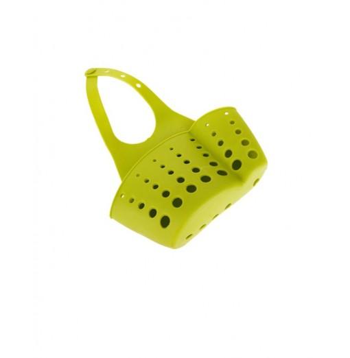 Sponge Holder Soap Saddle Faucet Desk Organizer