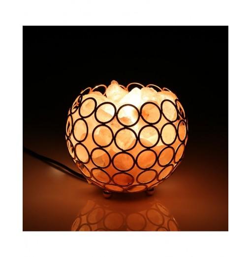 LE - 010 Warm Light Salt Lamp