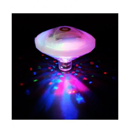 BRELONG LED Bathtub Light Swimming Pool Floating Water Underwater Lighting - RGB