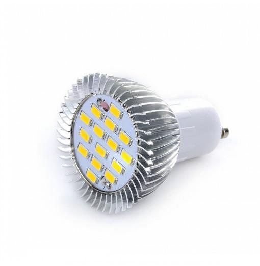 Lexing Lighting GU10 5W 350LM 15 LEDS SMD-5730 AC/85-265V Spotlight