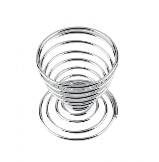 Stainless Steel Egg Spring Support Practical Shelf Tools