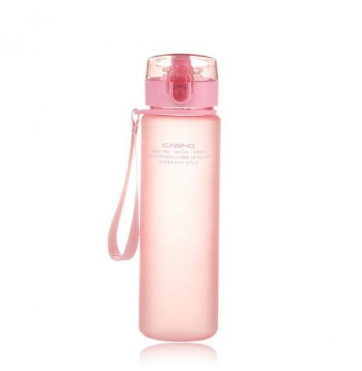 YEDUO 400ML 560ML Tour Outdoor Sport School Leak Proof Seal Water bottle Plastic Drinkware