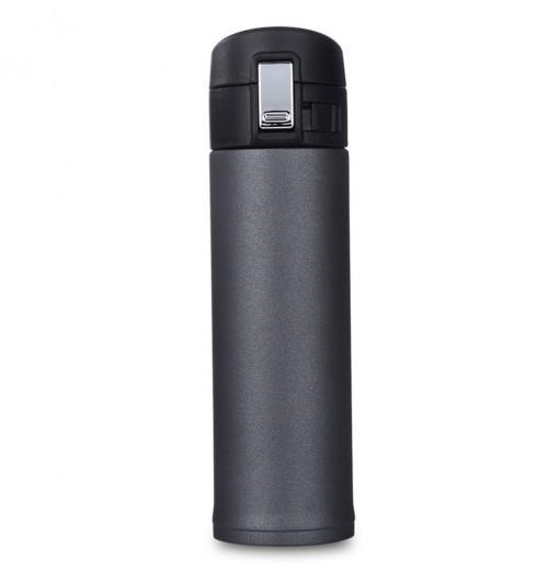 500ML Stainless Steel Tea Coffee Water Cup Travel Mug Vacuum Flask Cup