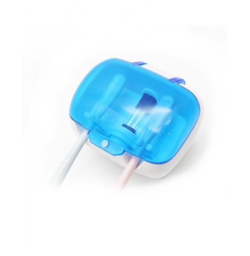 Hangable Toothbrush UV Disinfection Anti-bacteria Ultraviolet Sanitizer Cleaner