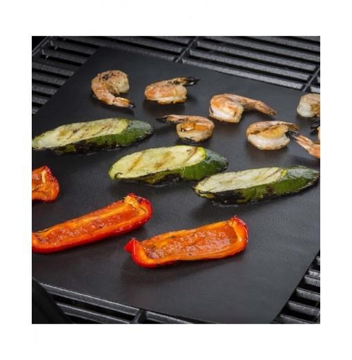 YEDUO PTFE Non-stick BBQ Grill Reusable Mat