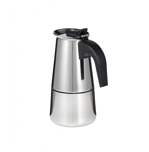 Portable Stainless Steel Coffee Pot for Moka Espresso
