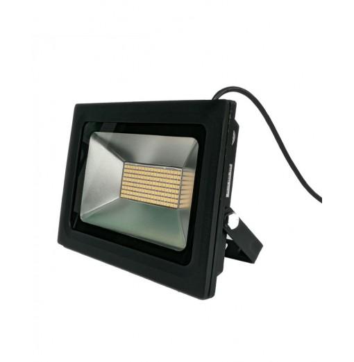 ZDM 100W Waterproof IP68 3518 SMD 9000 - 10000LM Ultra Thin Outdoor Cast Light AC175-265V