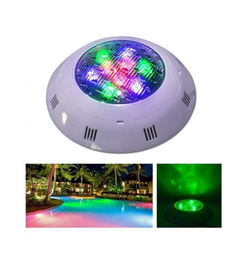 JIAWEN 9W IP68 Waterproof RGB LED Underwater Swimming Pool Light DC 12 - 24V