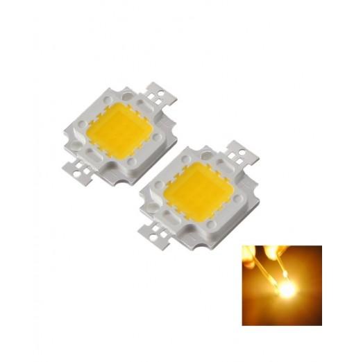 YouOKLight 2PCS DIY 10W 9 - 12V Cool White / Warm White Light Integrated LED Module