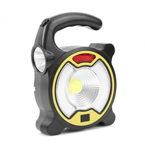 Portable Outdoor Camping Light with Flashlight