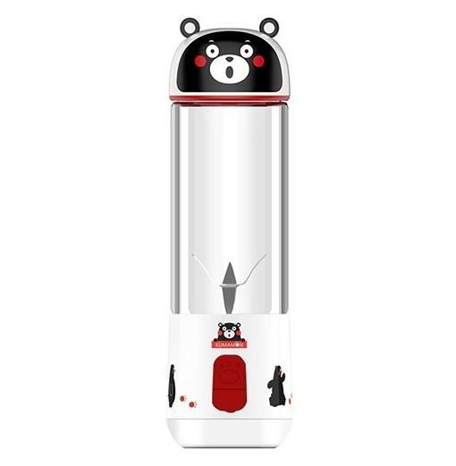 KUMAMON Single Layer High Borosilicate Glass Juicer