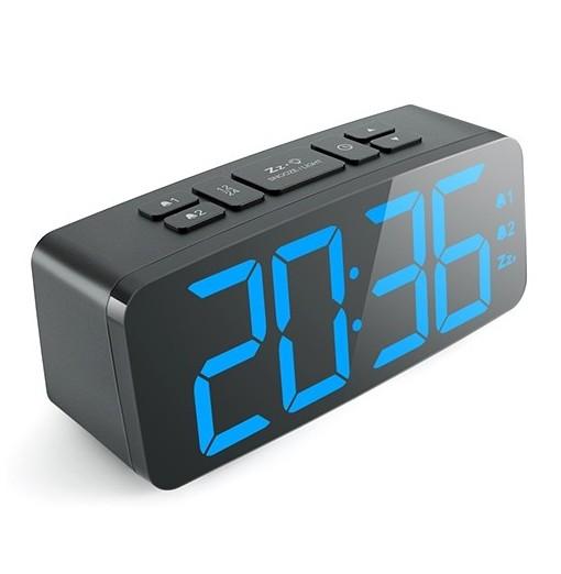 5230 Independent LED Electronic Alarm Clock
