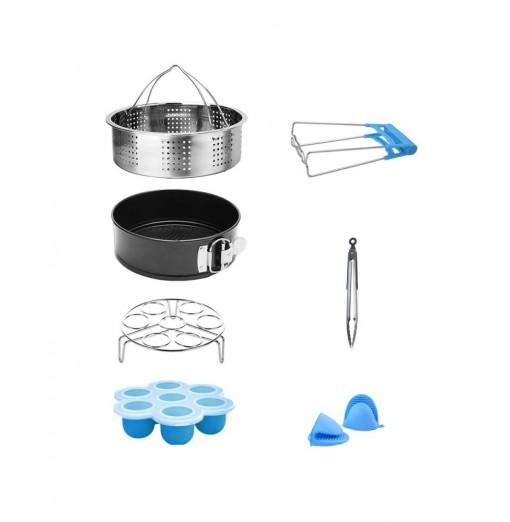 7pcs / Set Air Fryer Accessories Baking Cooking Tool
