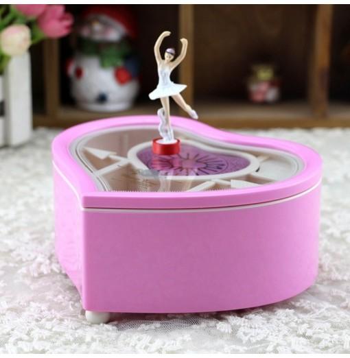 Spin Dancing Music Box Modello