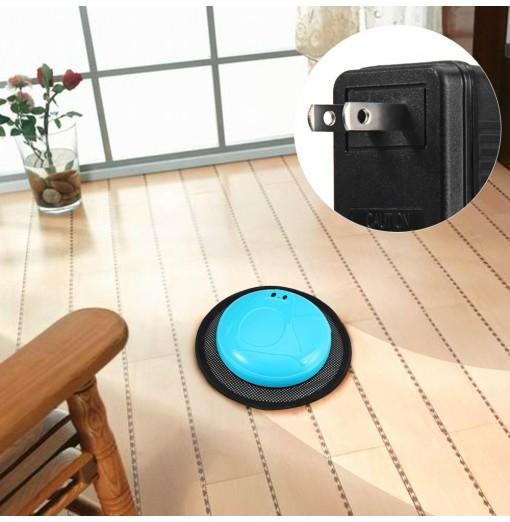 TOKUYI TO-RMS Robot Mop Sweeper Floor Cleaner Intelligent Household Helper - US Plug