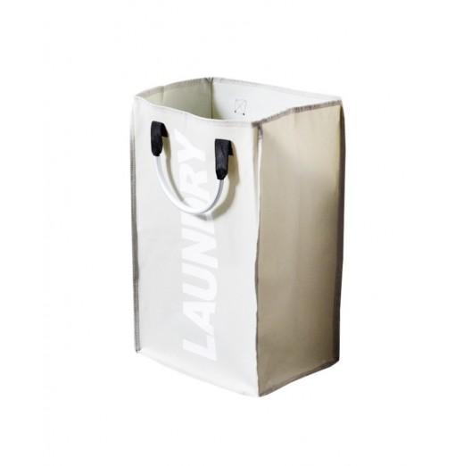 Folding Laundry Basket Dirty Cloth Storage Bag