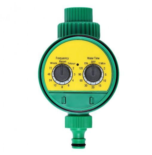 Electronic Water Timer Solenoid Valve Irrigation Sprinkler Controller
