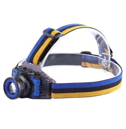 4.2V 3W 500LM Q5 3 Modes LED Focus Headlamp