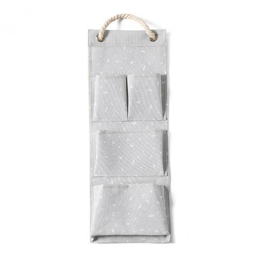 Wall Door Closet Hanging Linen Storage Bag
