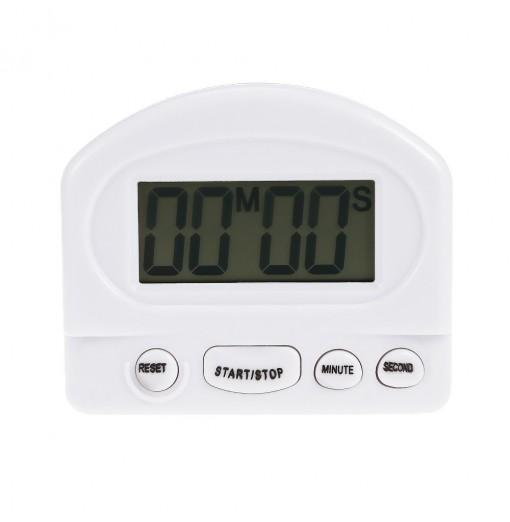LCD Digital Kitchen Timer Cooking Count Down Clock