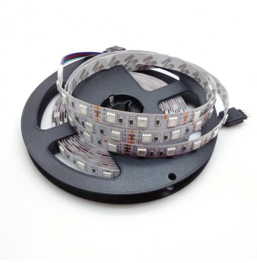 SUPli 5M 5050 RGB 300 LEDs Strip Light with IR 44 Key Controller