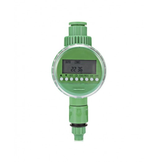 Automatic Intelligent Watering Timer Irrigation Controller with LCD Display