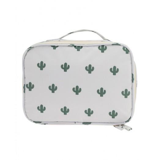 Portable Travel Storage Handbag Wash Makeup Bag