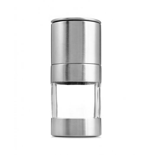 Portable Stainless Steel Manual Salt Pepper Spice Mill Grinder Kitchen Accessaries