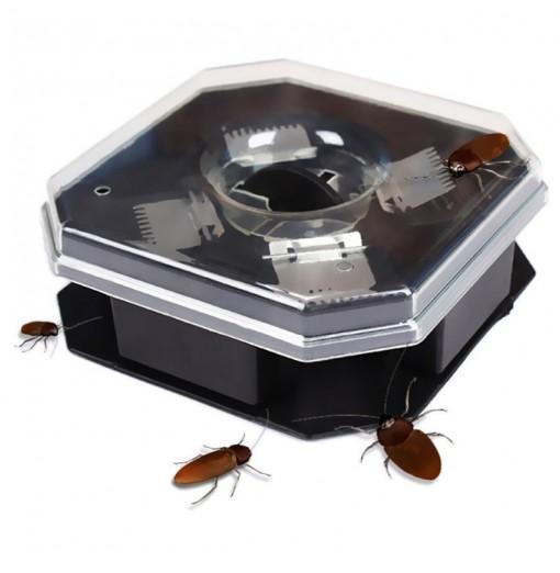 Reusable Automatic Cockroach Trap Efficient Bug Catcher Pest Control