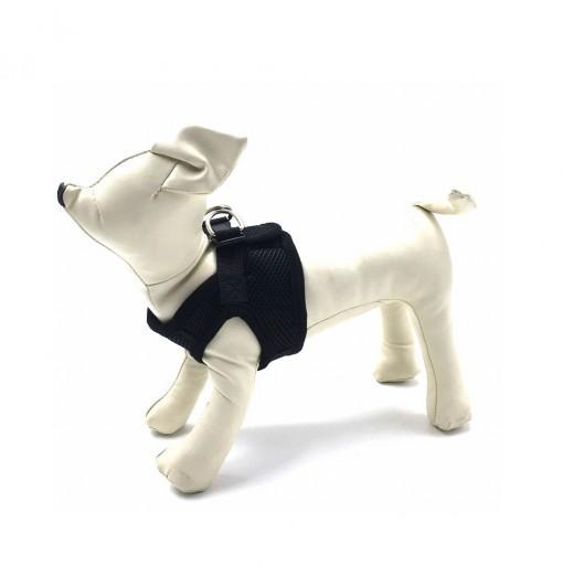 Lovoyager LVHA15002Soft Mesh Pet Dog Safety Leash Dog Harness Vest Adjustable Leash Collar For Dog