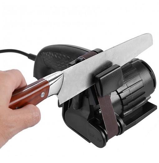 M1 Handheld Electric Knife Sharpener Multifunction Automatic Household Outdoor Hardware Sharpening 220V