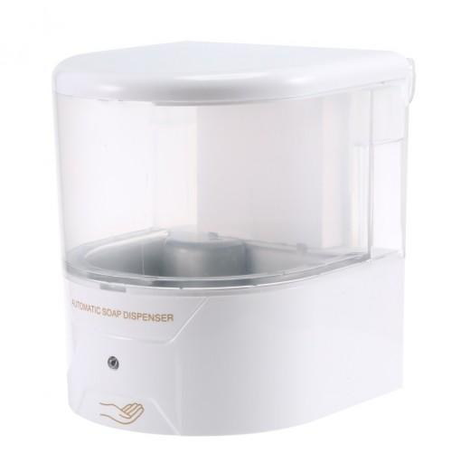 600ML Infrared Sensing Wall-mounted Automatic Soap Dispenser