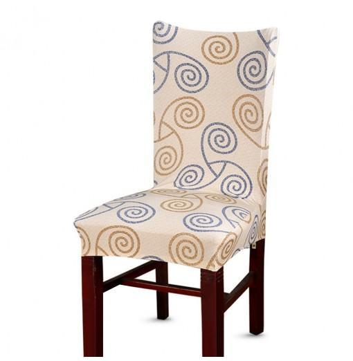 Polyester Fiber Elastic Chair Cover for Household Restaurant Hotel