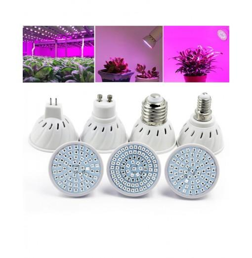 OMTO LED Plant Growth Bulb 110V For Succulent Green Leaf Potted Plant